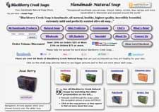 Blackberry Creek Handmade Natural Soap